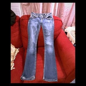 Miss Me Jeans size 24 boot cut